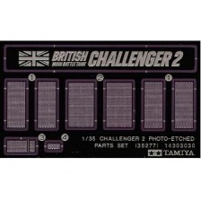 Tamiya 35277 - Challenger 2 Photo-Etched Set 1/35