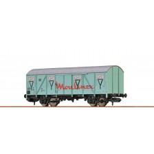 """Brawa 67817 - DB Gedeckter Güterwagen Gbs 50 """"Moulinex"""""""
