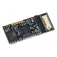 Fleischmann 685602 - Rückmeldefähiger NEXT18- Miniatur Sounddecoder für N/TT