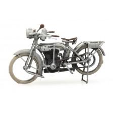 Artitec 6870320 - WWI NSU Motorrad Epoche I militär