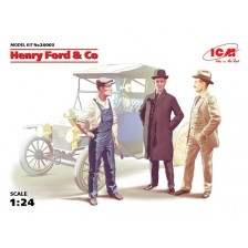 ICM 24003 - Henry Ford & Co 1/24