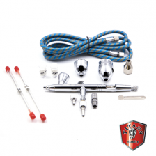 Titans Hobby TTH006 - Trinity Double Action Airbrush 3in1 (0.2 0.3 0.5)