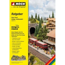 "Noch 71903 - Guidebook Easy-Track ""Andreastal"" English, 120 pages (G,1,0,H0,H0m,H0e,N,Z)"