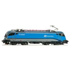 "Fleischmann 731287 - CD Elektrolokomotive Reihe 1216 ""Railjet"" (DCC Sound)"