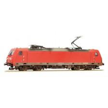 Roco 79754 - DB-AG Elektrolokomotive Baureihe 185.2, gealtert (AC)