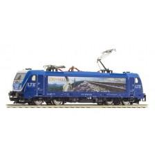 "Fleischmann 738903 - LTE Elektrolokomotive Baureihe 187 ""Lord of the Rails"" (DC)"