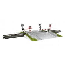 Marklin 74924 - Volledig automatische spoorwegovergang