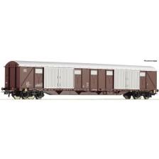 Roco 76496 - FS 4-achsiger gedeckter Güterwagen Bauart Gabs