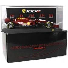 BBR SF1000DIE - Ferrari SF1000 GRAN PREMIO DELLA TOSCANA 2020 - FERRARI 100 1/18