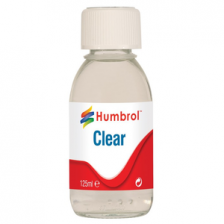 Humbrol 7431 - Gloss Clear 125ml