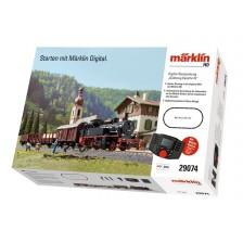 "Marklin 29074 - DB Digitale startset ""Goederentrein tijdperk III"""
