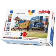 """Marklin 29453 - Startset """"Containertrein"""""""