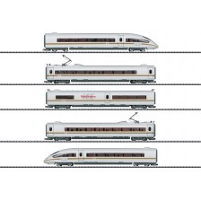 """Marklin 37784 - DB-AG 5-tlg. Triebwagenzug ICE 3 Baureihe 403 """"railbow"""""""