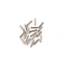 Bemo 9109000 - 0m Metallschienenverbinder (Beutel 20 Stück)