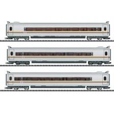 """Marklin 43739 - DB-AG Ergänzungswagen-Set zum ICE 3 """"railbow"""""""