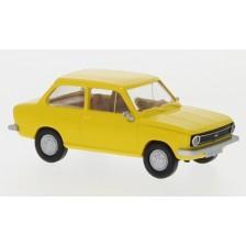 Brekina 92867 - DAF 66 geel