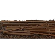 Bemo 9400993 - Ladegut Schrott mit Stahlprofilen für 9451/9455