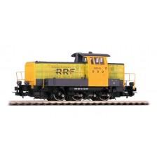 Piko 96468 - Rotterdam Rail Feeding Diesellocomotief Baureihe 102 (DCC Sound)