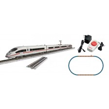 Piko 97929 - Start-Set mit Bettungsgleis ICE 3 NS (DC)