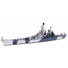 Tamiya 31616 - U.S. Battleship Iowa (BB-61) 1/700