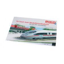 Piko 99853 - Zo bouwt men modelspoorbanen