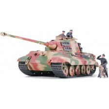 """Tamiya 35252 - WWII King Tiger """"Ardennes Front"""" (3) 1/35"""