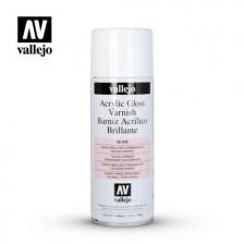 Vallejo 28.530 - Acrylic Gloss Varnish - Spuitbus 400ml