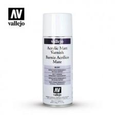 Vallejo 28.531 - Acrylic Matt Varnish - Spuitbus 400ml