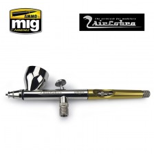 AMMO of Mig Jimenez MIG-8625 - AirCobra Airbrush 0.3mm