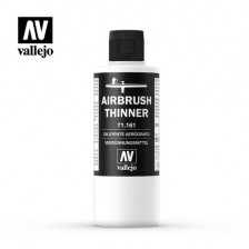 Vallejo 71.161 - Airbrush Thinner 200ml