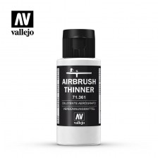 Vallejo 71.361 - Airbrush Thinner 60ml