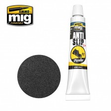 AMMO of Mig Jimenez MIG-2034 - Anti-Slip Paste Black