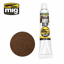 AMMO of Mig Jimenez MIG-2035 - Anti-Slip Paste Brown