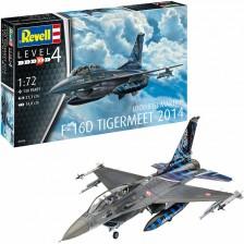 Revell 03844 - Lockheed Martin F-16D Tigermeet 2014 1/72