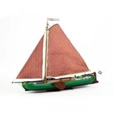Billing Boats 510398 - Friese Tjalk / Skûtsje 1/36