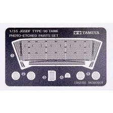 Tamiya 35278 - Jgsdf Type90 Tank Etched Set 1/35
