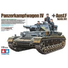 Tamiya 35374 - Panzerkampfwagen IV Ausf.F (Sd.Kfz.161) 1/35
