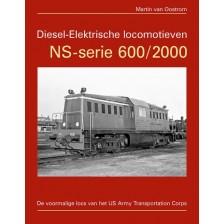 Diesel-Elektrische locomotieven NS-serie 600/2000 - Martin van Oostrom