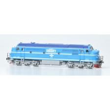 Dekas DK-8750094 - Tågkraft Diesellokomotive TMX 1042 NOHAB (DCC Sound)