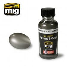 AMMO of Mig Jimenez MIG-8202 - Alclad II Duraluminium ALC102