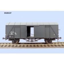 Exact-Train EX20137 - NS Bremen gedeckter Wagen Nr. 1