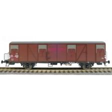 Exact-Train EX20188 - NS HBS Dunkel Aluminium Luftklappen. Mit farbigen Hintergrund Epoche 3