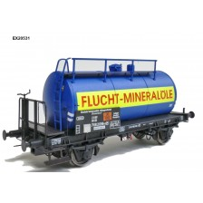 Exact-Train EX20531 - DB 24m3 Uedinger Kesselwagen (EVA) Flucht 23 80 708 2 096-0