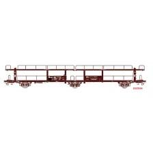 """Exact-Train EX20556 - NS Autotransportwagen Lacs """"Beschriftung SITFA"""" IV"""