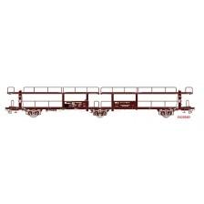 """Exact-Train EX20560 - NS Autotransportwagen Lacs """"SITFA"""" IV"""