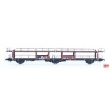 Exact-Train EX20562 - DB Autotransportwagen Originalversion ABC Raster Offs 55 IIIb