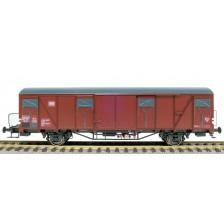 Exact-Train EX20722 - DB Gbs 254 Nr. 150 6 351 Güterwagen Bremserbühne mit DB Emblem mit Farbflächen Epoche Iva