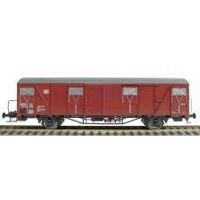 Exact-Train EX20723 - DB Gbs 254 Nr. 150 5 252 Güterwagen Bremserbühne mit DB Emblem Epoche Ivb