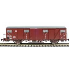 Exact-Train EX20725 - DB Gbs 254 Nr. 150 5 984 Güterwagen Bremserbühne mit DB Emblem Epoche V