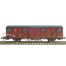 Exact-Train EX20726 - DB Gbs 254 Nr. 150 6 252 Güterwagen Bremserbühne mit DB Emblem mit Farbflächen Epoche V